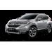 Honda CRV 4X4 SUV (2018+) Üst 3D Bagaj Havuzu Siyah
