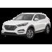 Hyundai TUCSON (2015+) 3D Bagaj Havuzu Siyah
