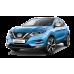 Nissan QASHQAI 5 KOLTUK (2014+) Bagaj Havuzu Siyah