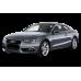 Audi A5 COUPE (2008-2015) 3D Bagaj Havuzu Siyah