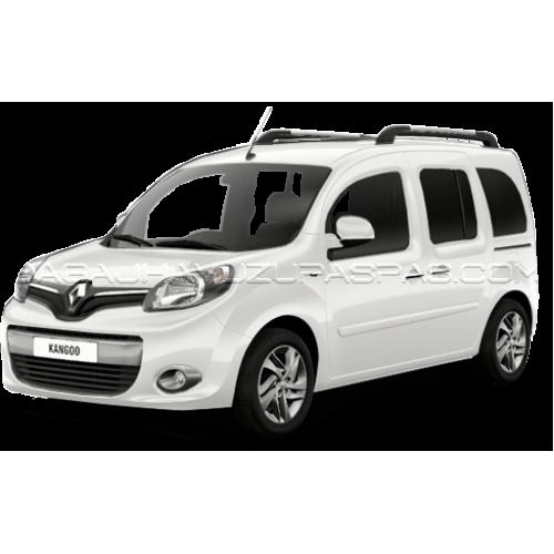 Renault KANGOO KOLTUKLU VAN 2010-2016 3D Havuzlu Paspas Siyah