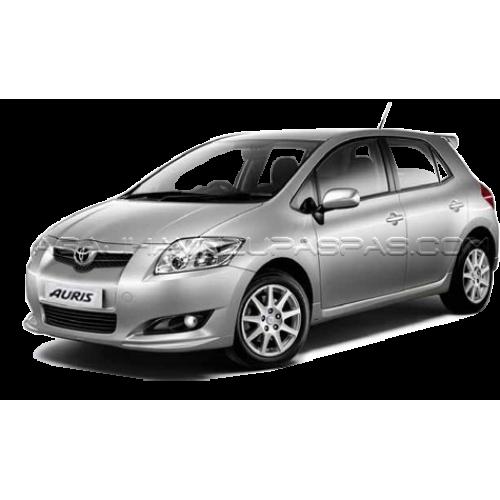 Toyota AURIS 2007-2012 Sahler 4.5D Havuzlu Paspas Bej