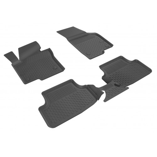 Volkswagen JETTA SEDAN (2011+) Sahler 4.5D Havuzlu Paspas Siyah