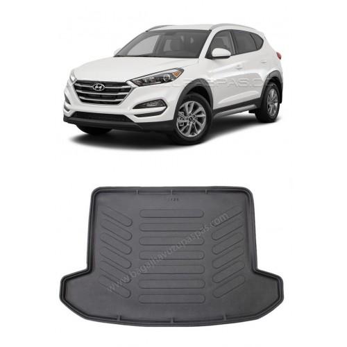 Hyundai TUCSON (2015+) Bagaj Havuzu Siyah