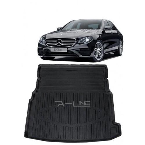 Mercedes E SERİ W213 (2016+) RAMPALI Bagaj Havuzu Siyah
