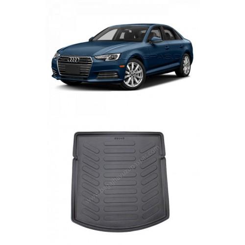 Audi A4 SEDAN B9 (2016+) Bagaj Havuzu Siyah