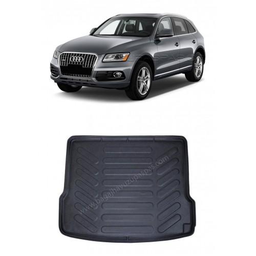 Audi Q5 (2009-2017) Bagaj Havuzu Siyah
