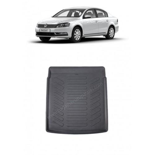 Volkswagen PASSAT B7 SEDAN (2011-2015) Bagaj Havuzu Siyah
