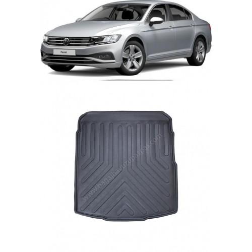 Volkswagen PASSAT B8.5 SEDAN (2019+) Bagaj Havuzu Siyah