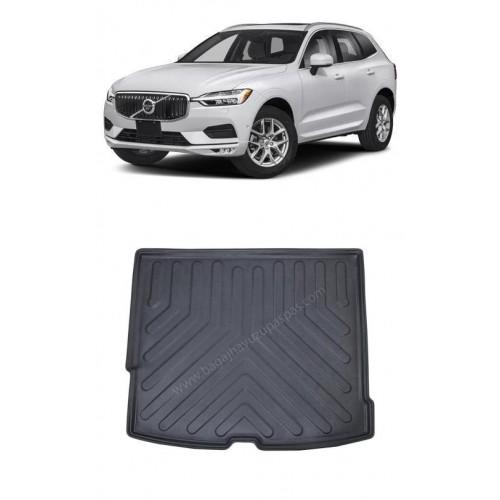Volvo XC60 (2017+) 3D Bagaj Havuzu Siyah